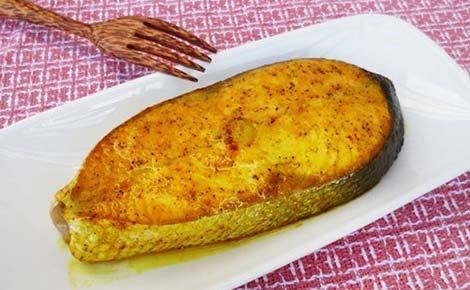Bổ dưỡng những món ngon từ cá hồi